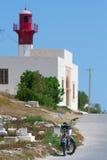 Beacon. Tunis Royalty Free Stock Photo