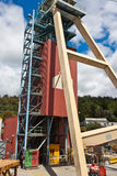 beaconsfield επικεφαλής ορυχείο Στοκ φωτογραφίες με δικαίωμα ελεύθερης χρήσης