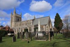 Beaconsfield Church. St Mary & All Saints Church at Beaconsfield in Buckinghamshire England Stock Photos