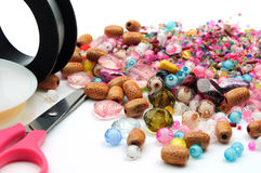 Bead Royalty Free Stock Photography