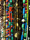 Bead Background Royalty Free Stock Photography