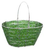 Bead basket Stock Images