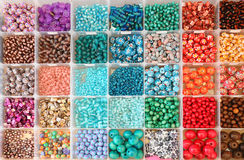 Bead box Stock Photography