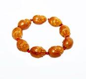 Bead Bracelet Royalty Free Stock Photo