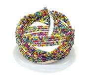 Bead bracelet Stock Photo