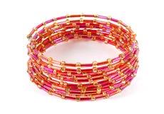 Bead bracelet Royalty Free Stock Photos