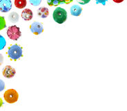 Bead collection Stock Image