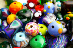 Bead color Stock Image