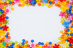 Bead Frame Stock Image