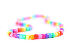 Free Bead Necklace Stock Photos - 26232143