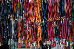 Bead Necklace Royalty Free Stock Photos