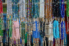 Bead Necklace Royalty Free Stock Image