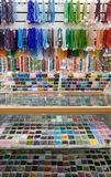 Bead Store royalty free stock photos