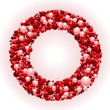 Bead wreath Stock Image