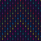 Beaded curtain Royalty Free Stock Images