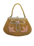Beaded Evening Bag Stock Images
