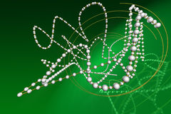 Beaded jewelery Stock Photography