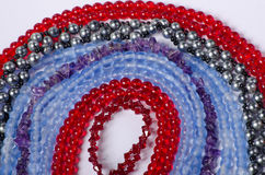 Beaded jewelry Royalty Free Stock Photography