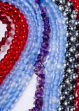 Beaded jewelry Stock Images