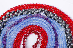 Beaded jewelry Royalty Free Stock Image