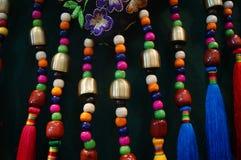 Beaded jewelry Stock Photos
