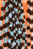 Beaded necklaces Royalty Free Stock Image
