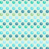 Beaded netting as seamless background Stock Images
