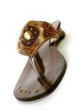 Beaded Sandal Stock Images