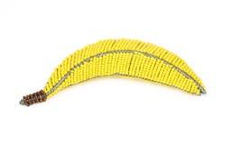 Beaded Wire Banana Stock Image