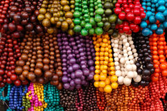Beads. Beautiful beads for sale in the shop Stock Images
