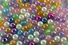 Beads Royalty Free Stock Images
