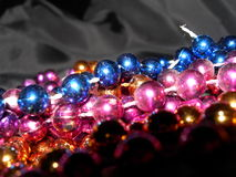 Beads. Colorful beads close up stock photography