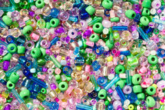 Free Beads Background Royalty Free Stock Photo - 20230195