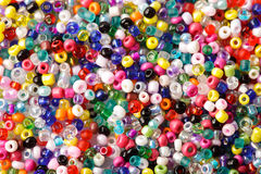 Beads background Royalty Free Stock Image