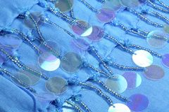 Beads and Beach Wrap Stock Photos