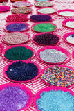 Beads, Beads and more Beads Royalty Free Stock Photography