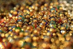 beads blankt Royaltyfria Bilder