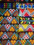 Beads of borneo. Official use etnic dayak royalty free stock photography