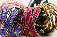 Beads Bracelet Royalty Free Stock Image