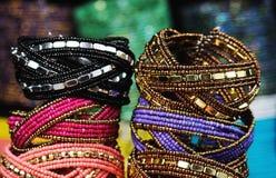 Beads bracelet Stock Photos