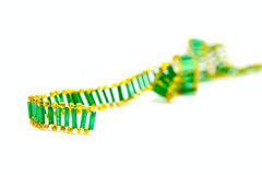 Beads chain Royalty Free Stock Images