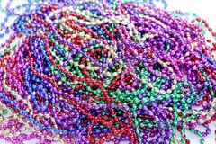 Beads Close Royalty Free Stock Photos