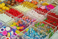 Beads diversity, modern entertainment, Royalty Free Stock Photography