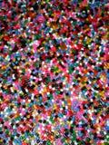 beads färgrikt Arkivfoton