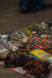 beads försäljning Royaltyfri Foto