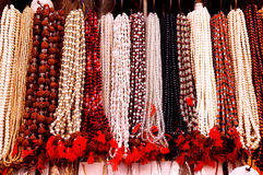 Beads of fashion Royalty Free Stock Photography