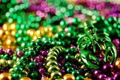 beads grasmardis Arkivfoton
