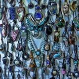 beads halsband royaltyfria bilder
