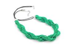 beads halsbandet Royaltyfria Foton