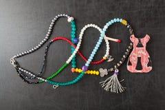 Beads & Jewelry Royalty Free Stock Photo
